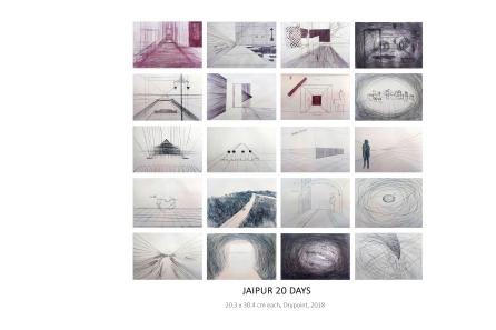 1.Jaipur 20 Days